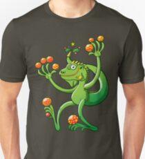 Christmas Iguana T-Shirt