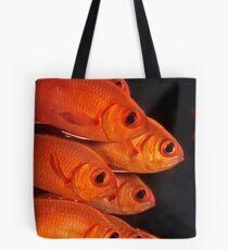 white-edged soldierfish Tote Bag