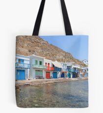 Klima Milos Island Tote Bag