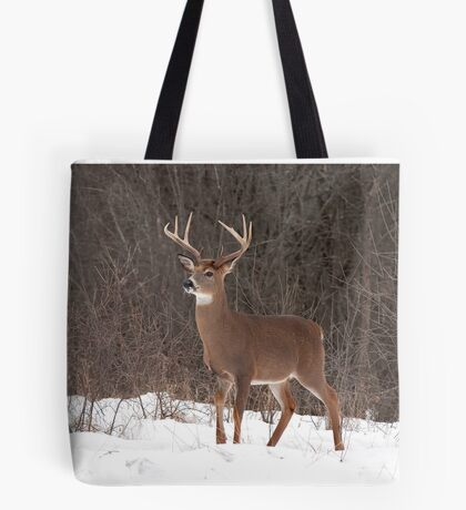 Bambi - White-tailed Buck Tote Bag