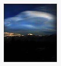 Cloud Illusions Photographic Print