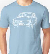 Austin Metro - Wire Frame Unisex T-Shirt