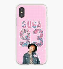 Vinilo o funda para iPhone En el estado de ánimo para Suga Phone Case