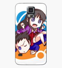 Phoenix and Maya Case/Skin for Samsung Galaxy