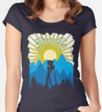 Imaginary Adventure Women's Fitted Scoop T-Shirt