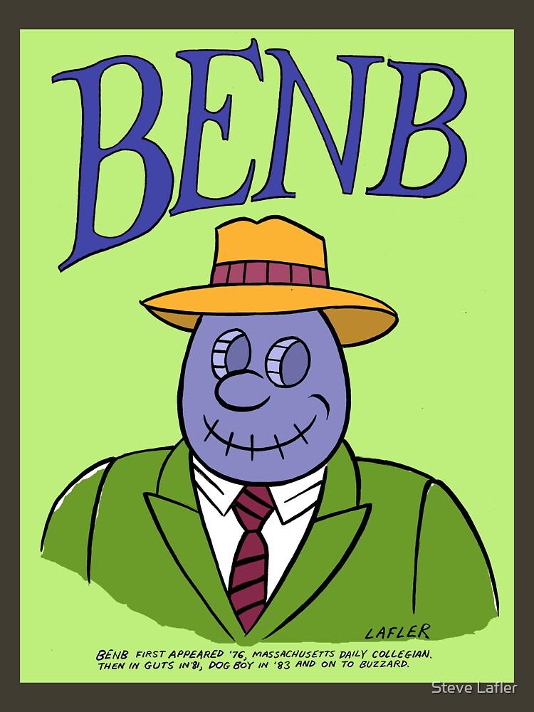 Benb T-Shirt by blandook