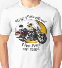 Kawasaki Nomad King Of The Road Unisex T-Shirt