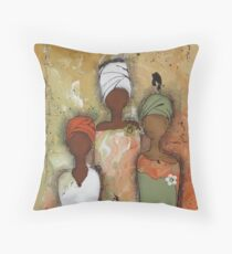 Sisterhood Series 2 Throw Pillow