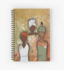 Sisterhood Series 2 Spiral Notebook