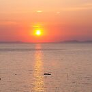Fishing in the Sunset. by CJTill