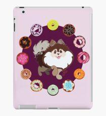 Furry Dough iPad Case/Skin