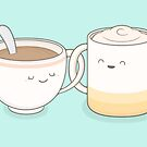coffee, tea.. everything is fine by me! by kimvervuurt