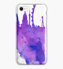 A Watchful Eye on London iPhone Case/Skin
