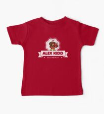 Alex Kidd Baby Tee
