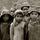 Happy kids from Madagascar  by Fidisoa Rasambainarivo