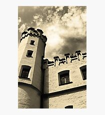 Towers Photographic Print