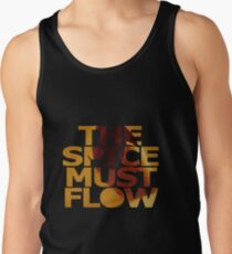 The Spice Must Flow Tank Top