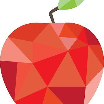 Apple by theoriginalfire