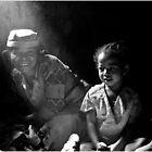 Malagasy family by Fidisoa Rasambainarivo