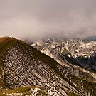 View from summit of Vogel by liza1880