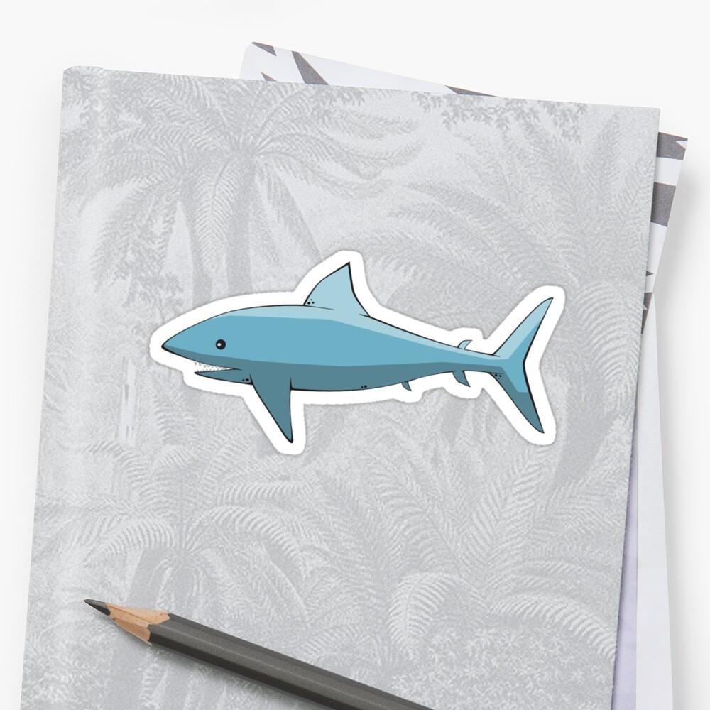 Great White Shark by LudlumDesign