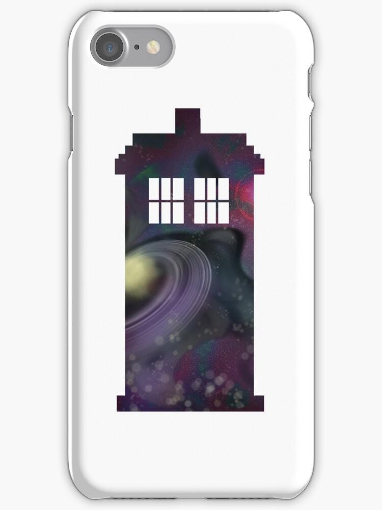 Galaxy Minimalism Phone Box by paperdreamland
