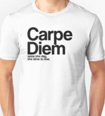 Carpe Diem. T-Shirt