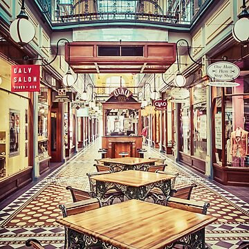 Adelaide Arcade by RayW