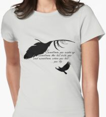 Sandman - Quand tu tombes, tu voles T-shirt col V femme