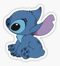 Curious Stitch Sticker