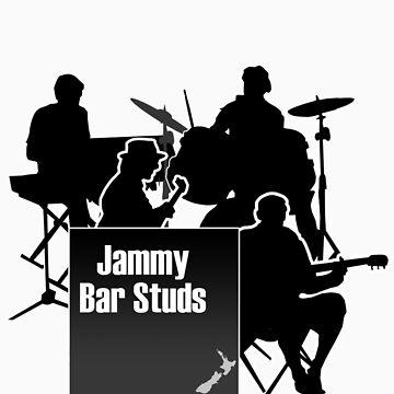 Jammy Bar Studs by Muffin1978