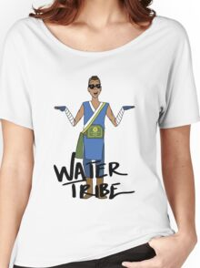 ~WATER TRIBE!~ Women's Relaxed Fit T-Shirt