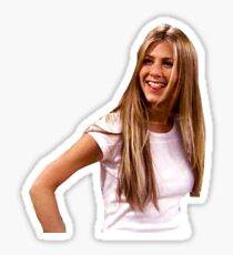 Rachel from friends Sticker