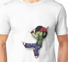 Zombie Hitchhiker Unisex T-Shirt