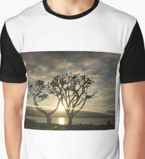 Corel Trees Graphic T-Shirt