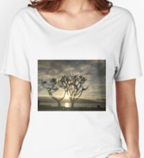 Corel Trees Women's Relaxed Fit T-Shirt