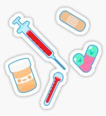 Medic Sticker