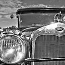 Old Ford by milerunner81