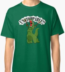 Unstoppable T-Rex Classic T-Shirt