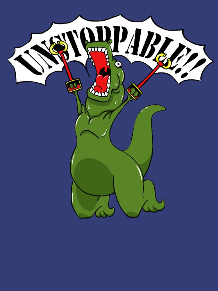 Unstoppable T-Rex von Lexisketch