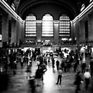 Grand Central movement by Andrew Wilson