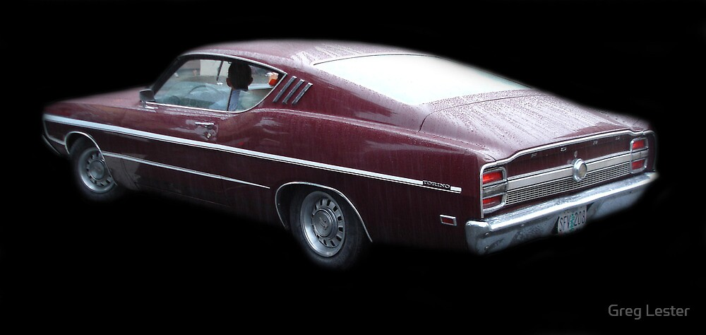 1969 Gran Torino by Greg Lester