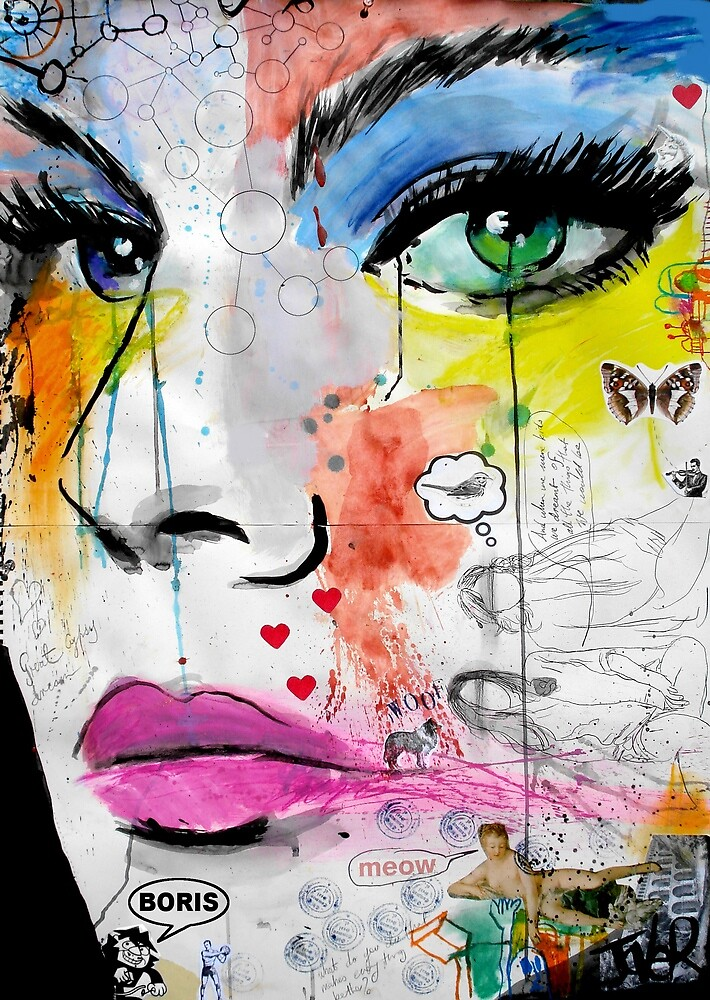great gypsy dream by Loui  Jover