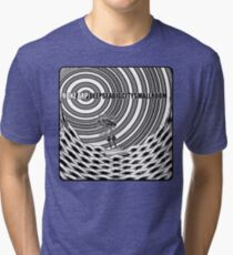 deepseabigcitysmallroom Tri-blend T-Shirt