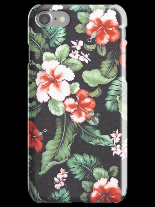 Floral Print by melaniewoon