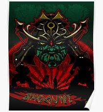 SHOGUN! Poster