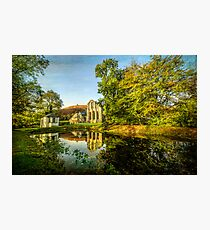 Cistercian Abbey Photographic Print