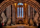 Cathedral Glass by Adrian Evans