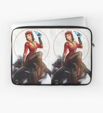 The Wright Pinup! Laptop Sleeve