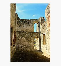 Thetford Priory Photographic Print